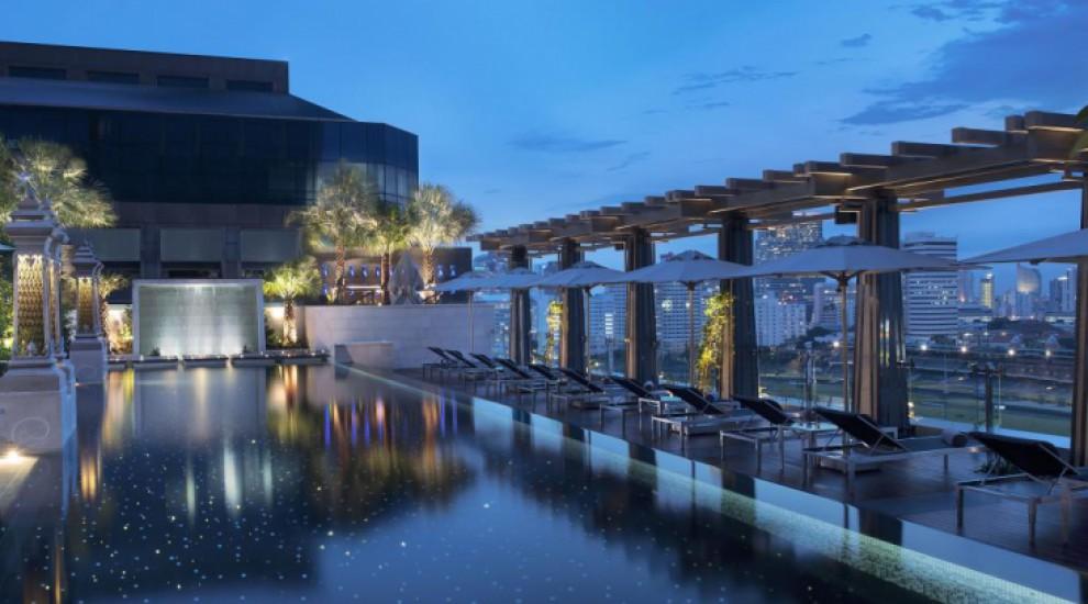โครงการสระว่ายน้ำ St. Regis Hotel Bangkok