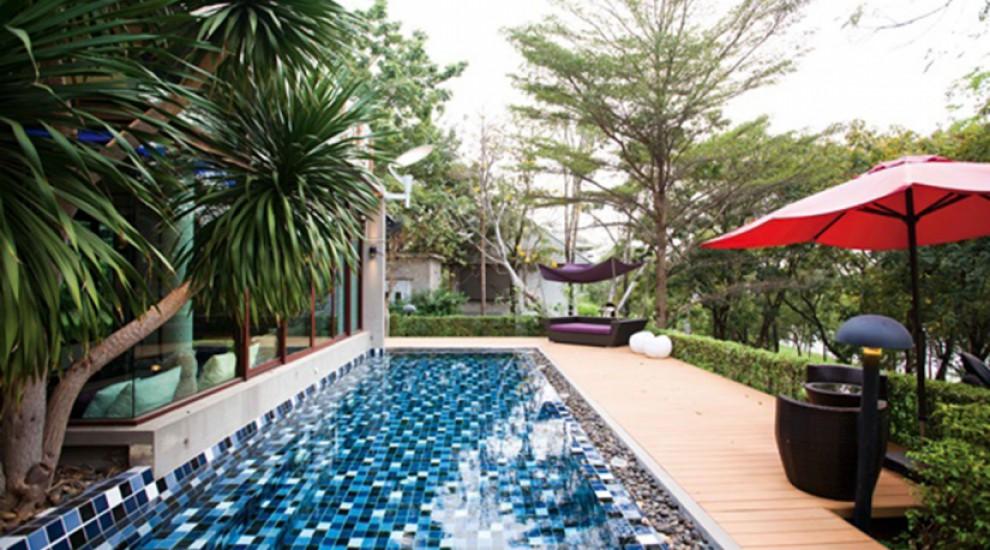 โครงการสระว่ายน้ำบ้านคุณ ปิยะวัฒน์ เข็มเพชร (ดีเจ พีเค)